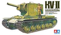 Tamiya 1/35 Russian KV-II Kit
