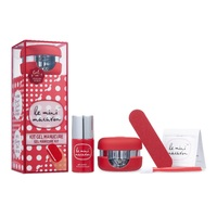 Le Mini Macaron All in One Gel Manicure Kit - Cherry Red