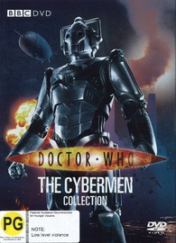 Doctor Who: The Cybermen Collection on DVD