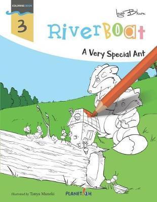 Riverboat by Tanya Maneki