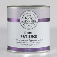 Sweet Disorder: Pure Patience (175g)