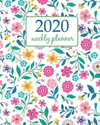 2020 Weekly Planner by Creative Art Planners