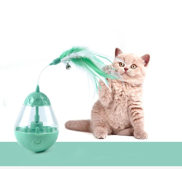 3 in 1 Electronic Interactive Action Cat Toy