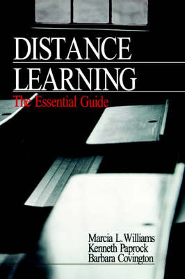 Distance Learning by Marcia L. Williams image