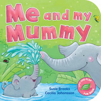 Me and My Mummy by Susle Brooks image