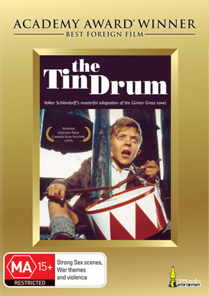 The Tin Drum: Academy Award Winner on DVD image