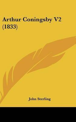 Arthur Coningsby V2 (1833) by John Sterling