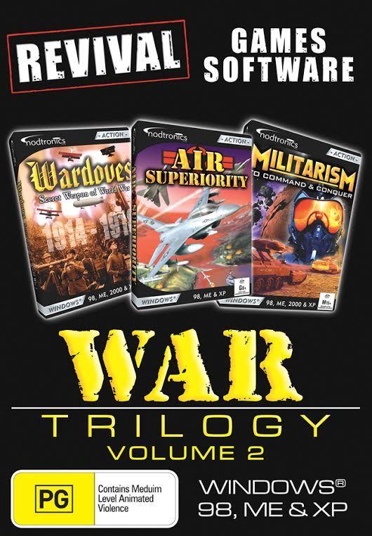 Eureka War Trilogy Vol 2 for PC