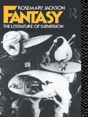 Fantasy by Rosemary Jackson image