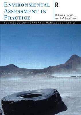 Environmental Assessment in Practice by Owen Harrop image