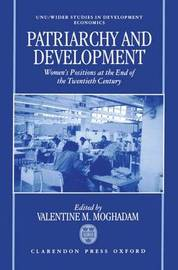 Patriarchy and Development