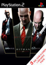 Hitman Triple Pack for PlayStation 2