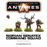 Beyond the Gates of Antares: Isorian Senatex command squad