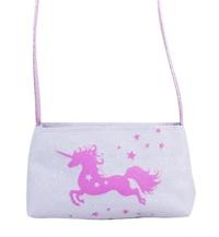 Pink Poppy: Magical Moment Unicorn Shoulder Bag - Lilac