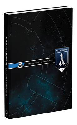 Mass Effect: Andromeda - Prima Official Collector's Edition Guide by Tim Bogenn image