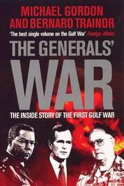 The Generals' War by Michael Gordon image