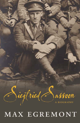 Siegfried Sassoon by Max Egremont image