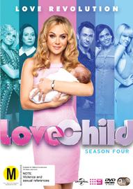 Love Child - Season 4 on DVD