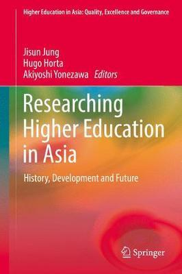Researching Higher Education in Asia image
