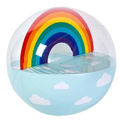 Sunnylife XL Inflatable Beach Ball - Rainbow