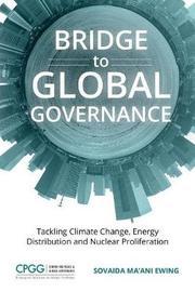 Bridge to Global Governance by Sovaida Ma'Ani Ewing