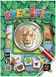 Specific - Educational Game