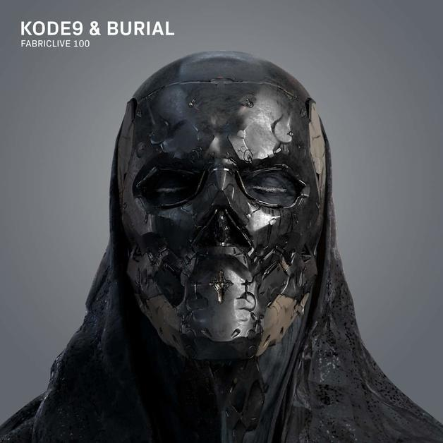 Fabric Live 100 by Kode 9 & Burial