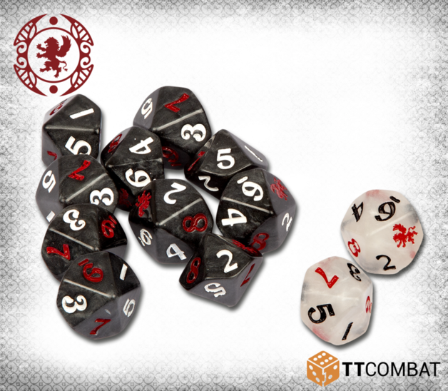 Carnevale - Dice Set