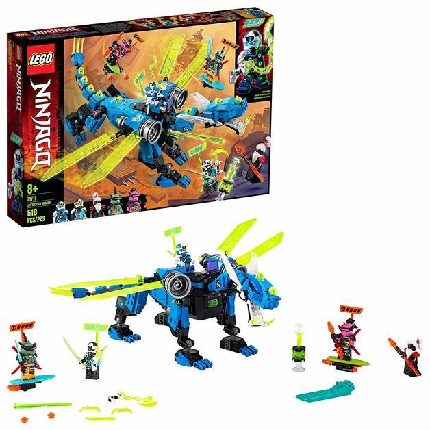 LEGO Ninjago: Jay's Cyber Dragon - (71711)