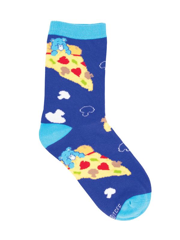 Socksmith: Pizza Dreams (4-7 yrs) Blue