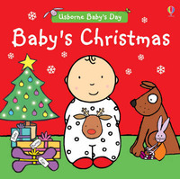 Baby's Christmas by Felicity Brooks image