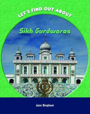 Sikh Gurdwaras by Anita Ganeri image