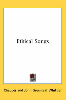 Ethical Songs by Chaucer image