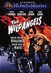 Wild Angels on DVD
