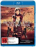 Resident Evil - Extinction on Blu-ray
