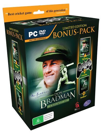 Don Bradman Cricket 14 Limited Edition for PC Games image