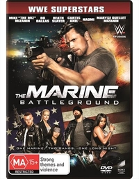 The Marine 5: Battleground on DVD