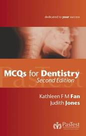 MCQs for Dentistry by Kathleen Fan image
