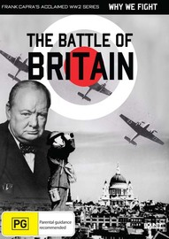 Battle of Britain on DVD