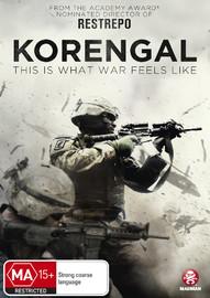 Korengal on DVD