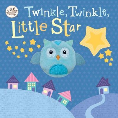 Little Me Twinkle, Twinkle, Little Star Finger Puppet Book by Parragon Books Ltd