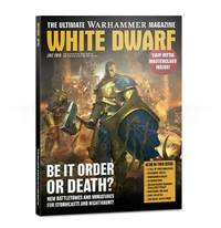 White Dwarf: July 2018