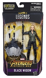 "Marvel Legends: Black Widow - 6"" Action Figure"