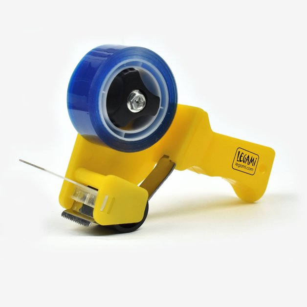 Legami: Teeny-Weeny Tape Gun - Yellow