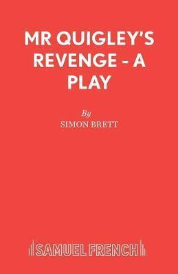 Mr. Quigley's Revenge by Simon Brett