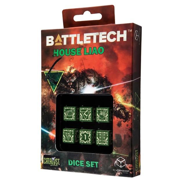 BattleTech: House Liao Dice