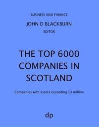 The Top 6000 Companies in Scotland