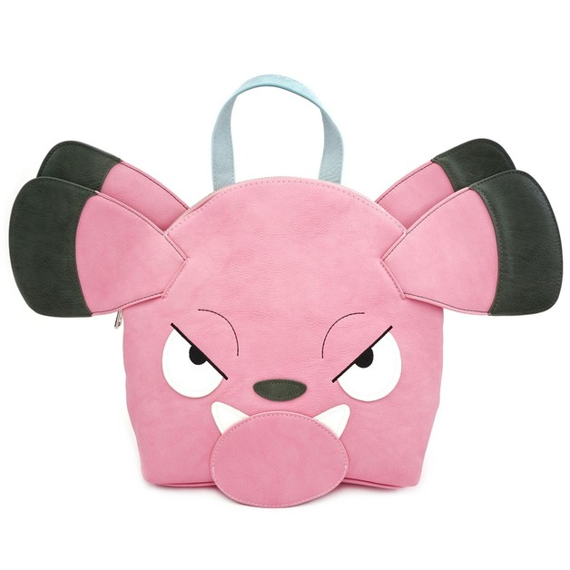 Loungefly: Pokemon - Snubbull Head Mini Backpack