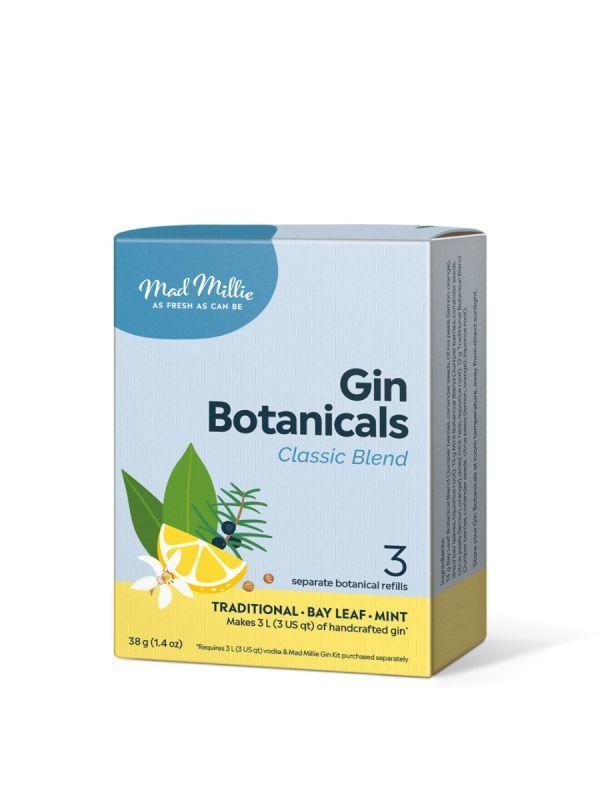Mad Millie - Gin Kit Botanicals
