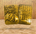 Yu-Gi-Oh: Metal God Card (24K Gold Plated) - Slifer the Sky Dragon